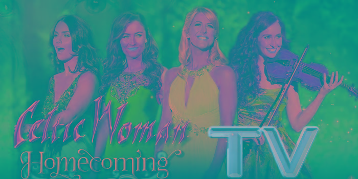 New video on Celtic Woman Homecoming Tour YouTube Channel