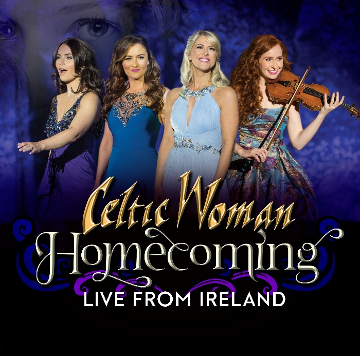 'Homecoming - Live From Ireland' Enters Billboard World Music Album Chart