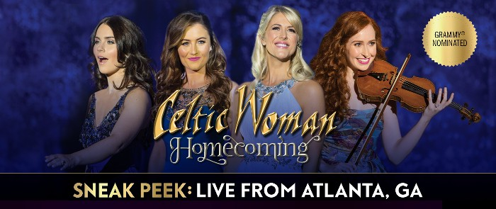 Join Celtic Woman Live on Facebook from The Fox Theatre tonight.