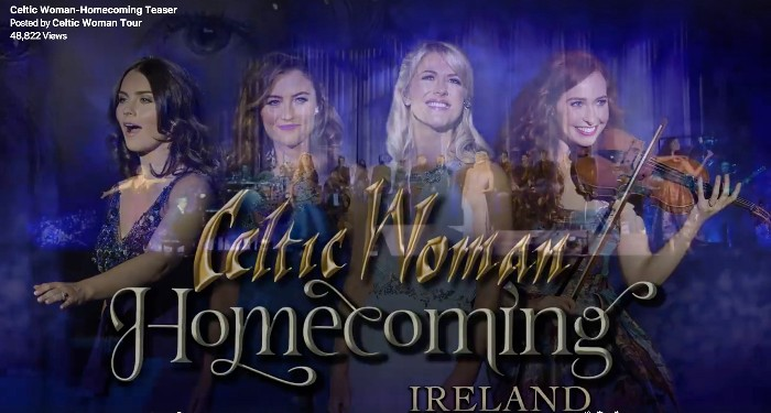 Celtic Woman PBS 'Homecoming' Special