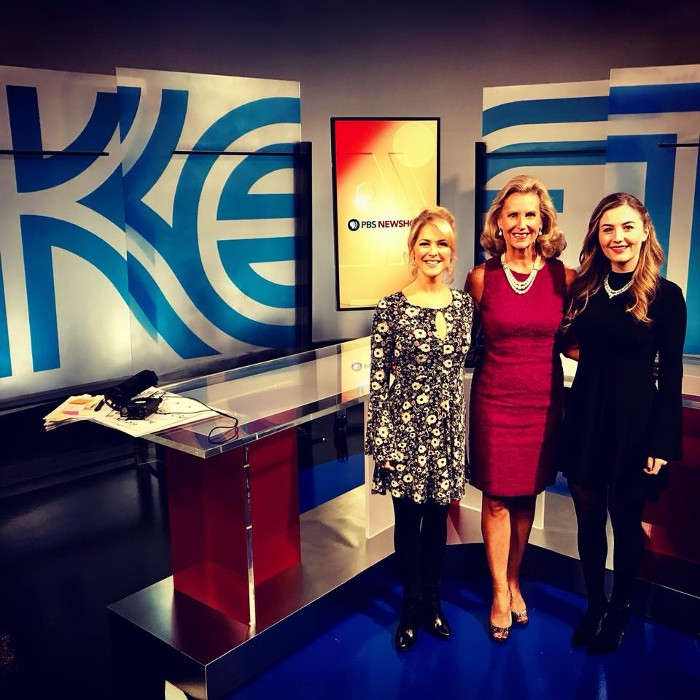 Live Q&A with Susan & Éabha on Kentucky Educational Television