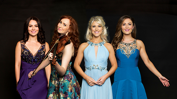 Celtic Woman Perform Live on Great Day TB, Florida.