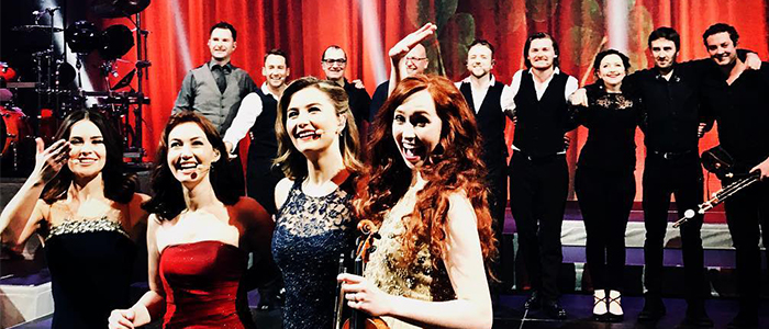 Celtic Woman wow audiences at The Hippodrome Theatre, Baltimore
