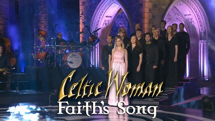 New to our YouTube channel... Faith's Song.