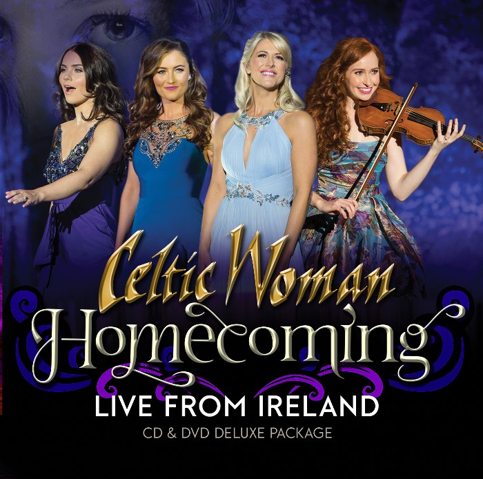 Homecoming CD/DVD Now Available To Pre-Order