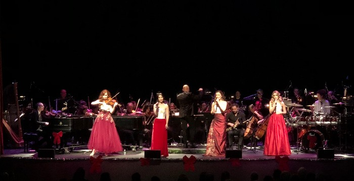 Happy New Year from Celtic Woman