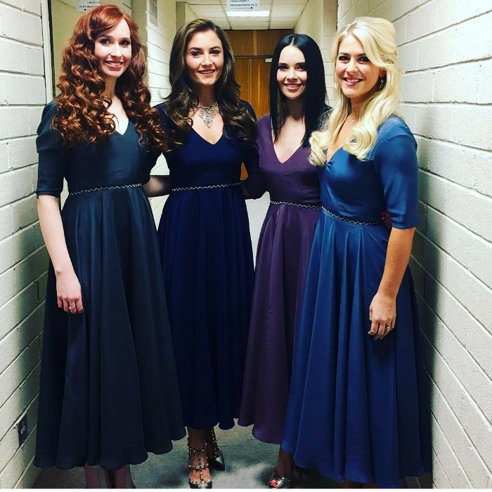 Celtic Woman on Late late Show