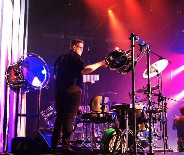 #MeetTheBand - Kieran Leonard - Drummer