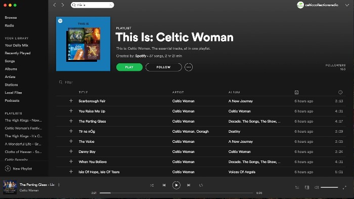 This Is: Celtic Woman - A Playlist by Spotify
