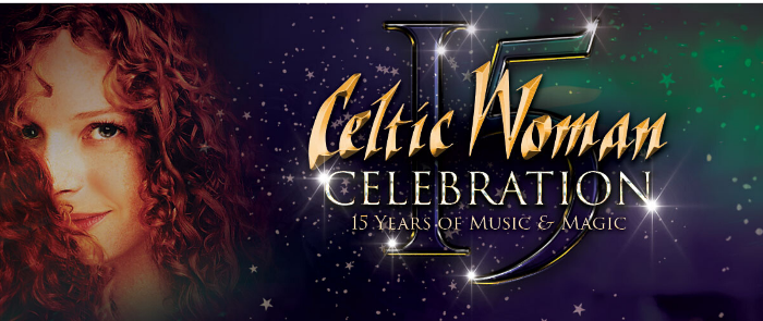 15th Anniversary Celebration Tour - Celtic Woman in the INEC