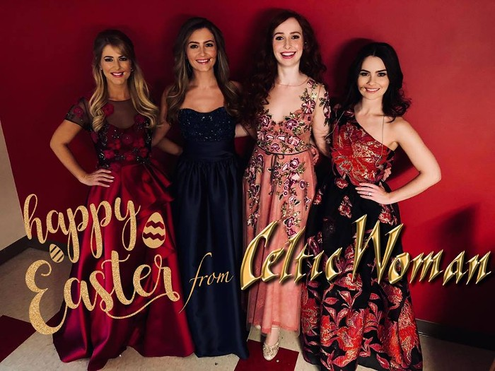 Happy Easter from Celtic Woman