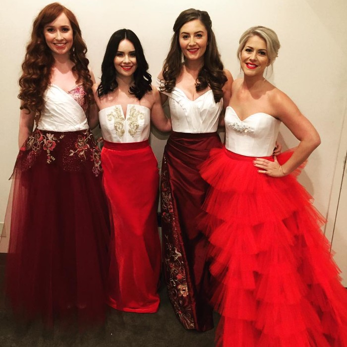 Congratulations to Celtic Woman on your first Grammy Award nomination
