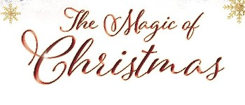 We are delighted to announce our brand new Christmas Album: The Magic Of Christmas