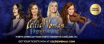 Homecoming Tour begins in Lakeland, Florida tonight!
