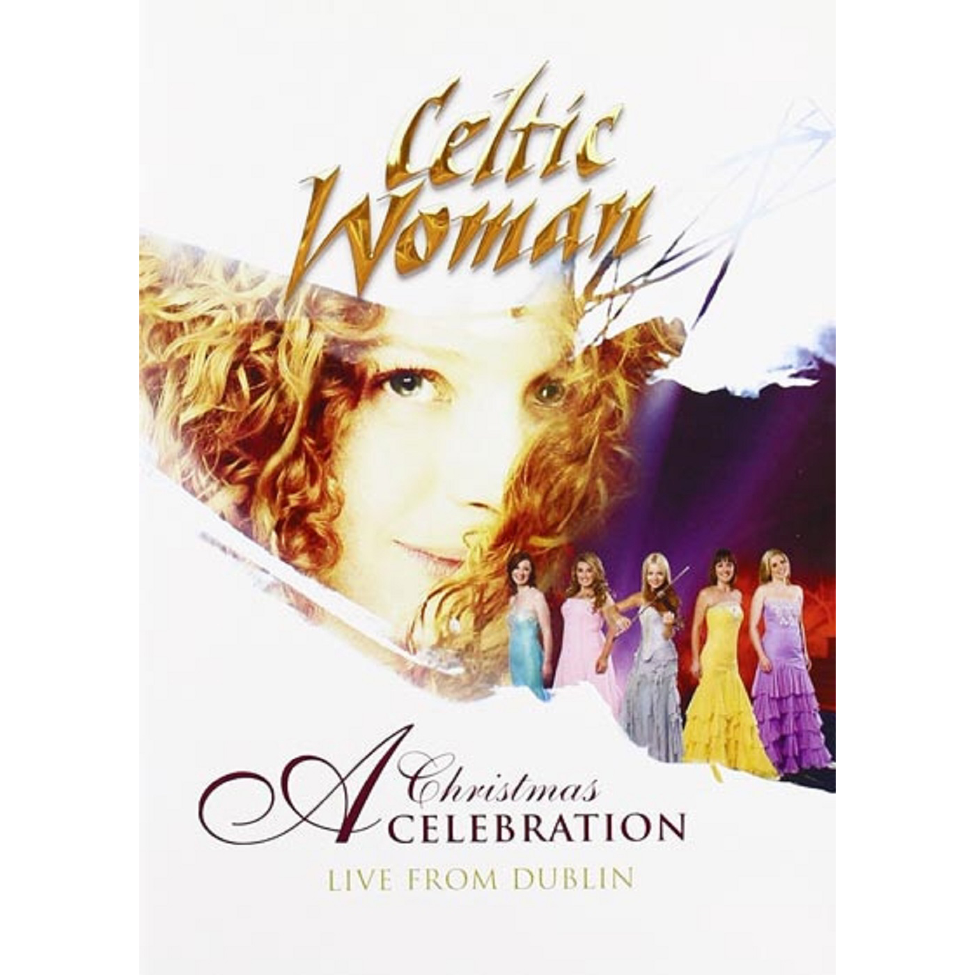 Woman - A Christmas Celebration DVD
