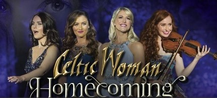 Celtic Woman 'Homecoming' Teaser