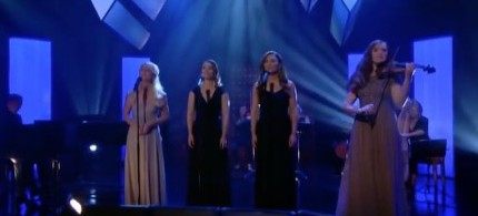 Celtic Woman on Miriam O'Callaghan Show RTÉ 1
