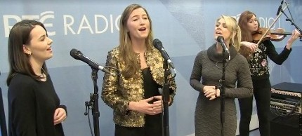 Celtic Woman on Sean O'Rourke Show RTÉ Radio 1